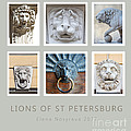 Lions Of St Petersburg by Elena Nosyreva