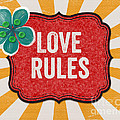 Love Rules by Linda Woods