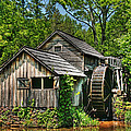 Mabry Mill by Heather Allen
