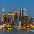 Manhattan Twilight IIi by Clarence Holmes