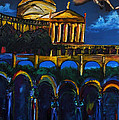 Michelangelo Renaissance Arches by Impressionism Modern and Contemporary Art  By Gregory A Page