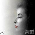 Miss Katherine by Arne Hansen