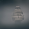 Misty Sail by Lourry Legarde