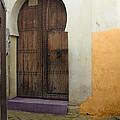 Morocco Old City Casablanca by Ali ArtDesign