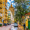 Moscow - Sivtsev Vrazhek Lane