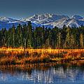 Mountain Vista by Randy Hall