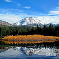 Mt. Lassen Reflection