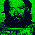 Mugshot Willie Nelson P88 by Wingsdomain Art and Photography