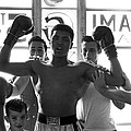 Muhammad Ali Raising Arms by Retro Images Archive