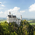 Neuschwanstein Castle by Francesco Emanuele Carucci