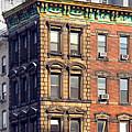 New York City - Windows - Old Charm by Gary Heller