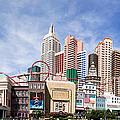 New York New York Las Vegas by Jane Rix