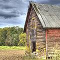 Northwest Barn by Jean Noren