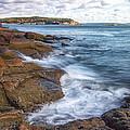 Ocean On The Rocks by Jon Glaser