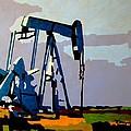 Oil Pump by Diana Moya