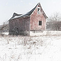 Old Barn - Brokeback Shack by Gary Heller
