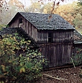 Old Grist Mill by Thomas Woolworth