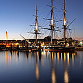 Old Ironsides by Juergen Roth