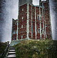 Orford Castle by Svetlana Sewell
