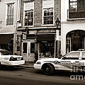 Orleans Pd by John Rizzuto