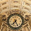 Paris Clocks 2 by Andrew Fare