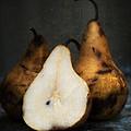 Pear Still Life by Edward Fielding
