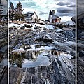 Pemaquid Lighthouse by Victoria  Dauphinee