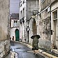 Pluie a Chartres