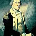 Portrait Of George Washington by James the Elder Peale