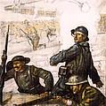 Pour La Victoire - W W 1 - 1918 by Daniel Hagerman