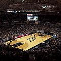 Purdue Boilermakers Mackey Arena by Replay Photos