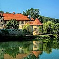 Reflections on the Krka
