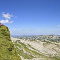 Rest In Beautiful Mountain Landscape by Matthias Hauser