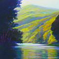 River Bend by Ed Chesnovitch
