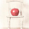 Romantic Apple Still Life by Edward Fielding
