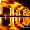 Roosevelt Bridge by Lynda Dawson-Youngclaus