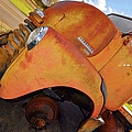 Rusted Out Chevrolet 5700 by Liane Wright