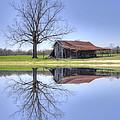 Rustic Barn by David Troxel
