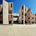 Salk Institute by Georgia Fowler