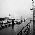 seaspan marine tugboat dock city of north Vancouver BC Canada by Joe Fox