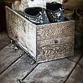 Shoebox Still Life by Tom Mc Nemar