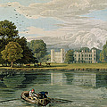 Sion House, Engraved By Robert Havell by William Havell