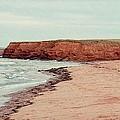 Soft Rain On The Beach by Edward Fielding