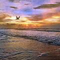 Soothing Sunrise by Betsy Knapp