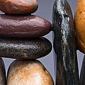 Stacked Stones 2 by Steve Gadomski