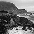 Stormy Hwy 1 Coast by Kathy Yates
