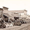 Sturgis South Dakota C. 1890 by Daniel Hagerman