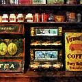 Tea And Coffee by Susan Savad