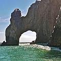 The Arch Lands End Cabo San Lucas  by Jennifer Lamanca Kaufman