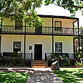 The Baldwin House In Lahaina I by Kirsten Giving